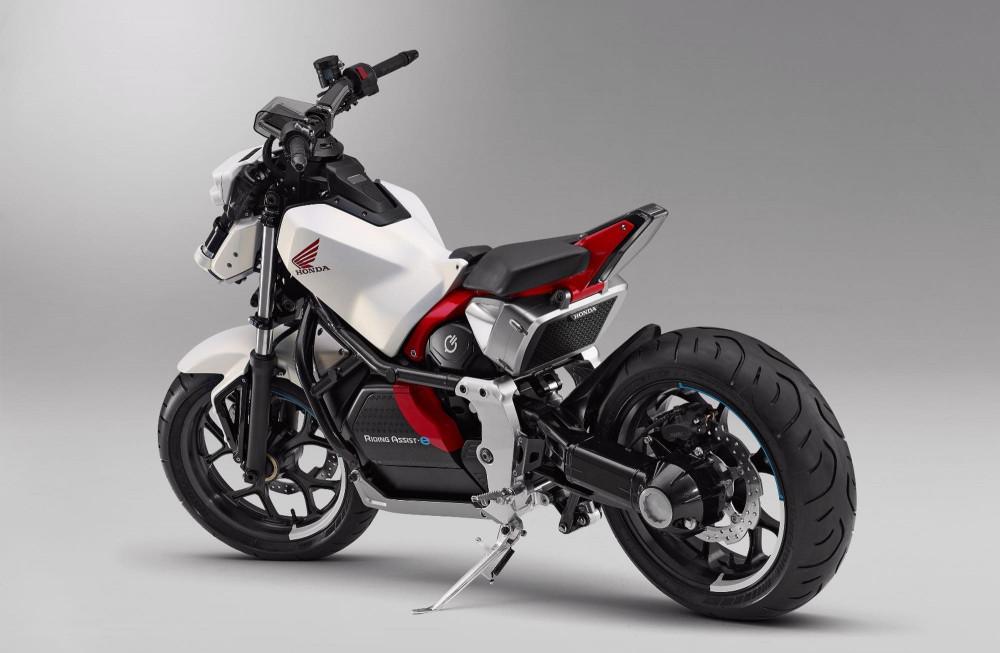 Honda'nın elektrikli motosiklet projesiyle ilgili yeni ayrıntılar, patent çizimleriyle ortaya çıktı